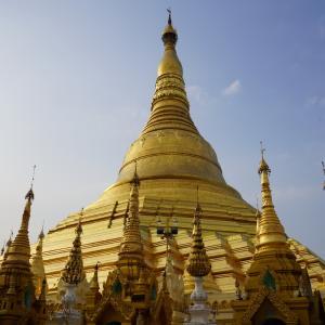 ミャンマー旅行5日目(バガン~ヤンゴン)