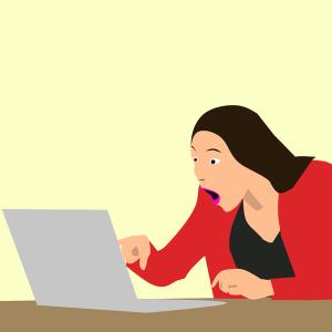 calm down の意味と使い方/Twitterで学ぶ英語