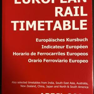 ヨーロッパ鉄道最新情報 (ERT THE FRIDAY FLYER 2021年6月11日)