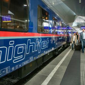 2021年夏に登場するヨーロッパ夜行列車(Europe by Railより)