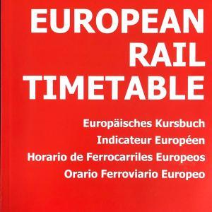 ヨーロッパ鉄道最新情報 (ERT THE FRIDAY FLYER 2021年9月17日)