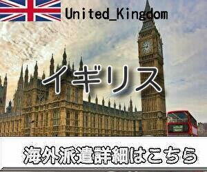 イギリスインコール求人情報