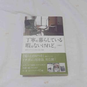 【読書レビュー】『丁寧に暮らしている暇はないけれど。』一田憲子