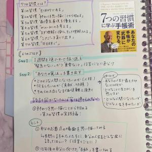 【読書記録】『7つの習慣に学ぶ手帳術』フランクリン・コヴィー・ジャパン