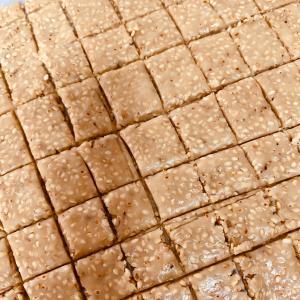 胡麻クッキーレシピ