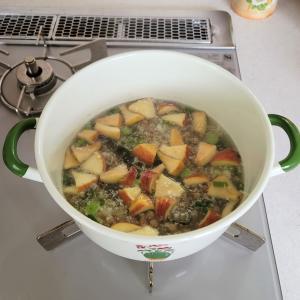 鍋の中にも宇宙がある