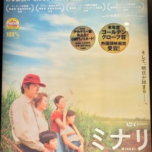 話題の映画「ミナリ」と春野菜のビビンバ