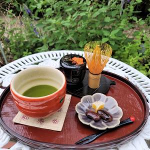 わび、さび、かわいい、茶ガールの世界