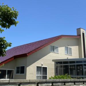 青森市T様邸屋根塗装が完了しました。