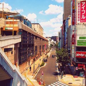 上野の夏(散歩写真)