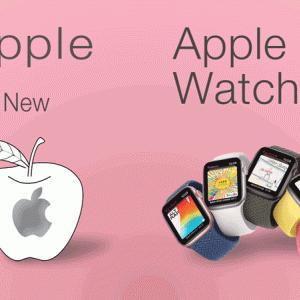 【Apple新製品発表‼】Apple Watch SEをご紹介(2020年9月)