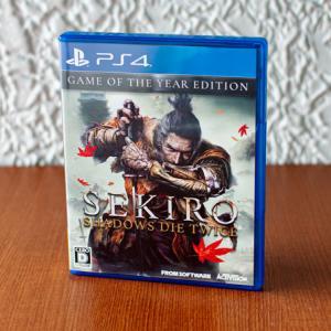 【ゲーム・オブ・ザ・イヤー受賞】SEKIRO: SHADOWS DIE TWICE GAME OF THE YEAR EDITION 特装版