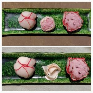 4月講座は桜色の花寿司