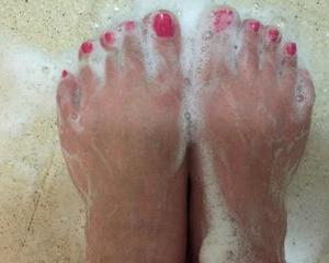 足の臭いケア私はこれで改善しました