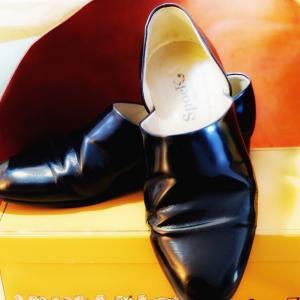 おすすめの革靴!ハルタのスポックシューズを履こう!