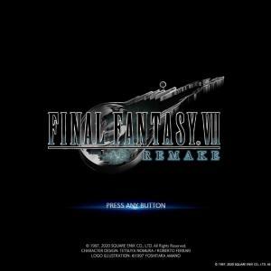 【PS4】神ゲーFF7が遂にリメイク!「FF7:REMAKE」をやり込んでいく!