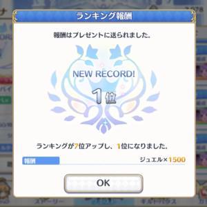【プリコネR】バトルアリーナ登頂達成!初心者でも勝てた、お世話になった3編成!