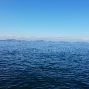 太刀魚を狙って、四阪島へGo!