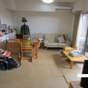 リビングダイニングのBefore/after【掃除がしやすいシンプルな空間に!!】