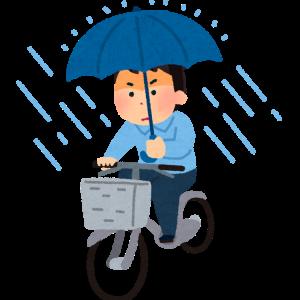 雨の日はまくれない?先行有利なの?