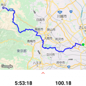 road to 秩父