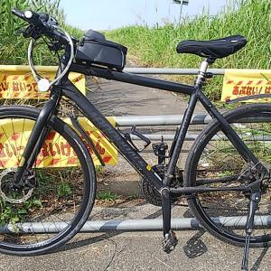 クロスバイクで行こう!