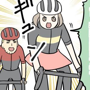自転車先進国でロードバイク始めてみた@沼編106