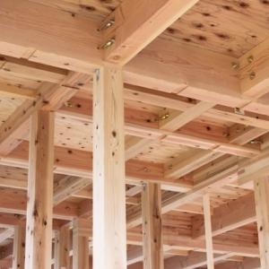 木造軸組工法と2x4(ツーバイフォー)