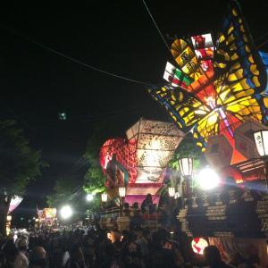 中止【岩瀬曳山車祭2021】日程や駐車場、交通規制【曳き合いの動画】