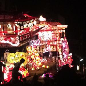 【砺波夜高祭2021中止】大迫力の喧嘩祭りの日程や見どころ、アクセスや駐車場情報!