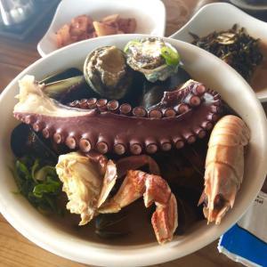 【済州島】チェジュ旅行で絶対食べたい【海鮮グルメ】