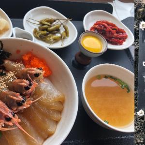 チェジュ島で海鮮ビビンバを食べるならココ!【안녕협재씨】