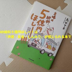 主婦の給料5億円ほしー!は『共感・反省・しんみり』が感じられる本でした(ネタバレ含む感想)