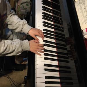 娘とピアノ⑤現在の様子 J専2年目