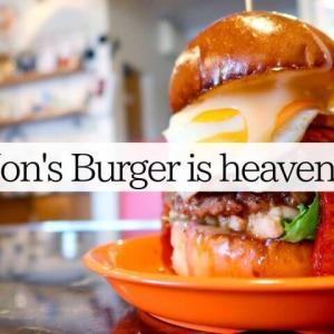 Non's Burger is heavenly|超おいしい!がっつりバーガーに込めた青森の味