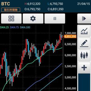 【705万円】ビットコイン最高値更新よりもアルトが気になるお年頃