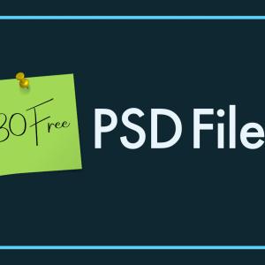 【商用可&無料】おすすめのPSDデザイン素材30選