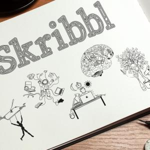 Skribbl|様々な絵柄が揃っている手描き風の無料イラスト素材サイト