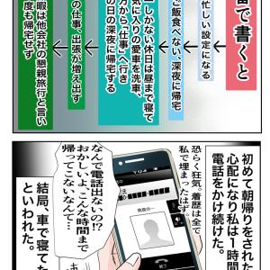 【離婚日記】元旦那との軌跡〜9