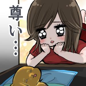 【母子家庭の日常】イヌヲの異変?