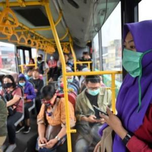 インドネシアの新型コロナウィルス最新情報(2020/6/15)