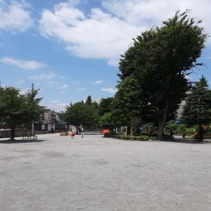 新宿区:西落合公園