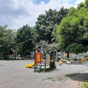 豊島区:椎名町公園