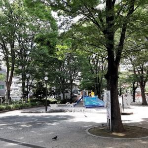 豊島区:西池袋公園