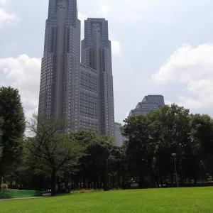 新宿区:新宿中央公園