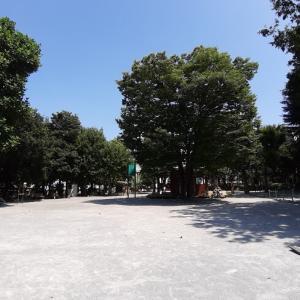 新宿区:鶴巻南公園