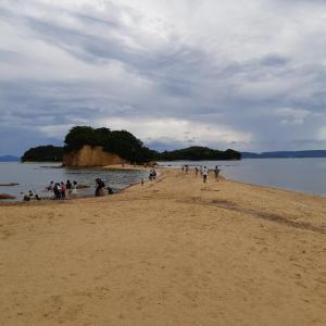 10年越しのリベンジ。小豆島のエンジェルロード 小豆島旅行⑤