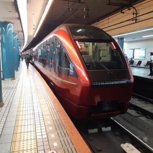 名阪特急ひのとりの乗車記 プレミアム車両は神の乗り物だった。
