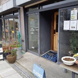 小樽初日のご飯はnoname おいしいハヤシライス。