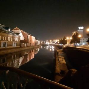 小樽のおすすめ居酒屋「らく天」でおいしく楽しい夜を過ごす 小樽初日の夜